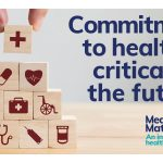 Commitment to health is critical for the future.