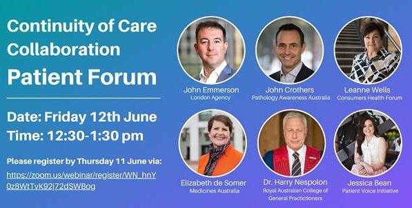 Patient Forum